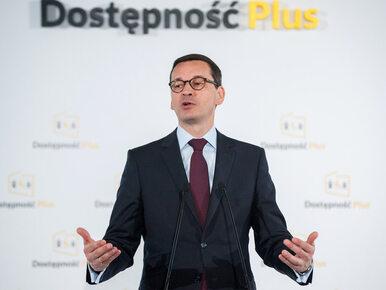 23 mld zł na wsparcie osób niepełnosprawnych. Premier Morawiecki...
