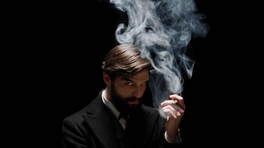 """Kadr z serialu """"Freud"""""""