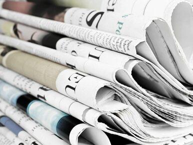 Problem wizerunkowy w Davos. Każdy uczestnik dostaje gazetę z opisem...