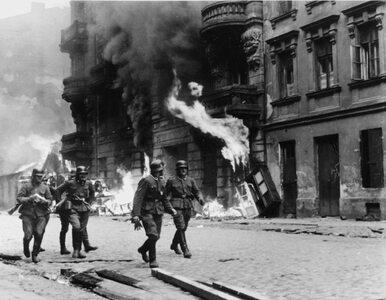 Rocznica powstania w getcie: na Mazowszu zawyją syreny