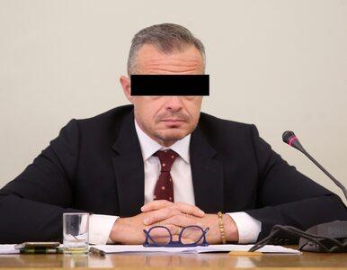 Były minister transportu Sławomir N. zatrzymany pod zarzutem korupcji