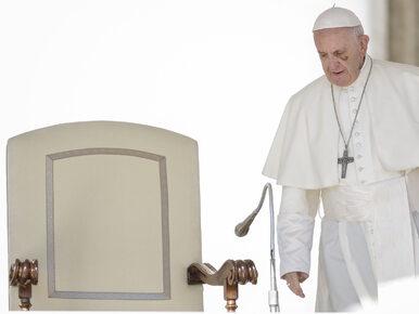 Franciszek: Kościół spóźnił się ws. pedofilii. Praktyka przenoszenia...
