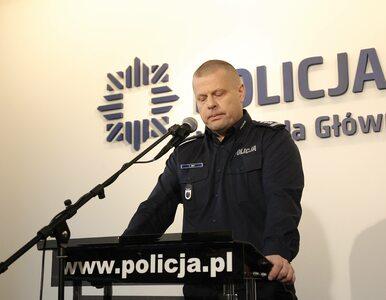 Żona byłego KGP Zbigniewa Maja zwolniona z pracy