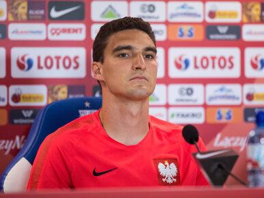 To on może zastąpić Kamila Glika na mundialu. Odważne słowa przed meczem...