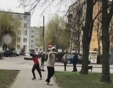 Policja namierzyła dzieci, które w Łukowie wulgarnie zaczepiały kobietę....