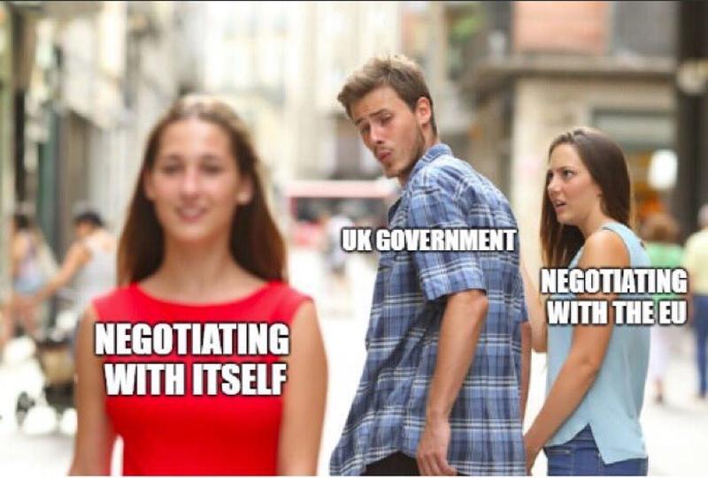 Rząd woli negocjować we własnym gronie, czy z Unią Europejską?