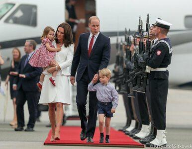 """""""Guardian"""" skrytykował parę książęcą. """"Podlizywali się w Polsce niezbyt..."""