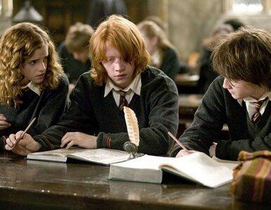 Nowe opowiadanie o Harrym Potterze opublikowane