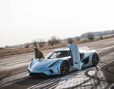 Jest nowy rekord prędkości! Od zera do 400 km/h i z powrotem do zera w…...