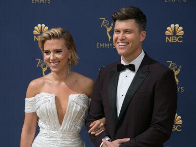 Scarlett Johansson się zaręczyła! Kim jest jej wybranek?