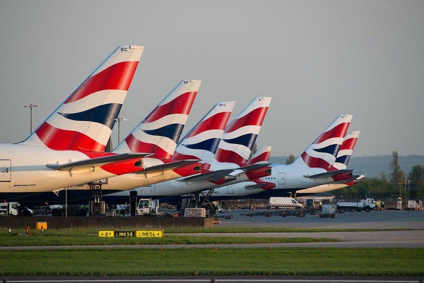 Samoloty British Airways