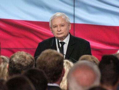Kaczyński w Mielcu: Pieniądze dla miasta są w worze marszałka