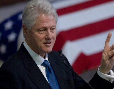 Bill Clinton sceptyczny wobec decyzji o sankcjach dla Iranu