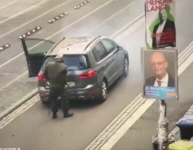 Atak w Halle. Zatrzymano jednego z napastników. To 27-letni Niemiec