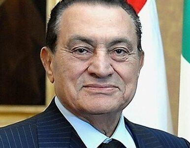 Proces Mubaraka odroczony