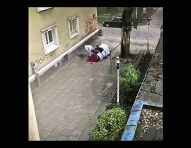Muzułmanie na podwórku