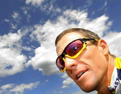Wyciekły zeznania Armstronga. Wydał współpracowników