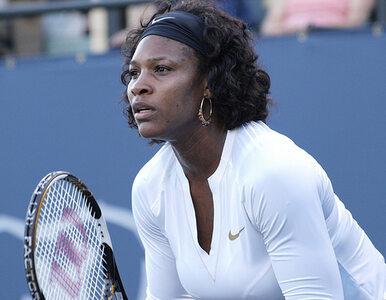 Serena Williams wygrywa mimo kontuzji