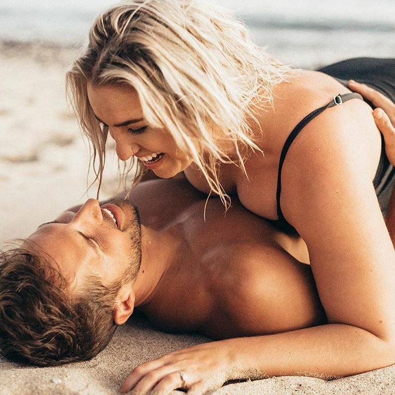 Jenna Kutcher i jej mąż