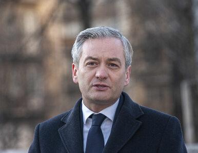 Biedroń: Kiedy miliony Polaków martwią się o swój los, Kaczyński z...