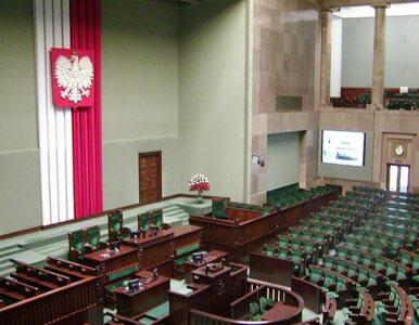 Sejm uczcił rocznicę śmierci Karola Józefa Lipińskiego