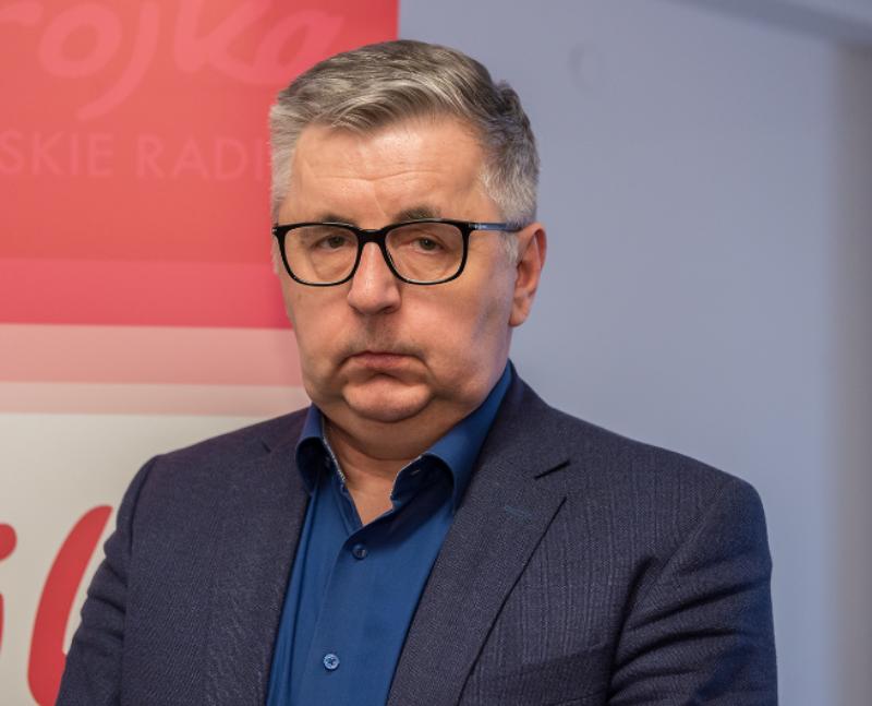 Tomasz Kowalczewski, dyrektor Trójki