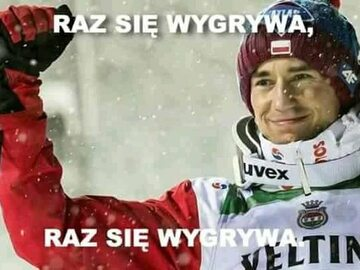 Kamil Stoch tryumfuje w Pucharze Świata. Memy