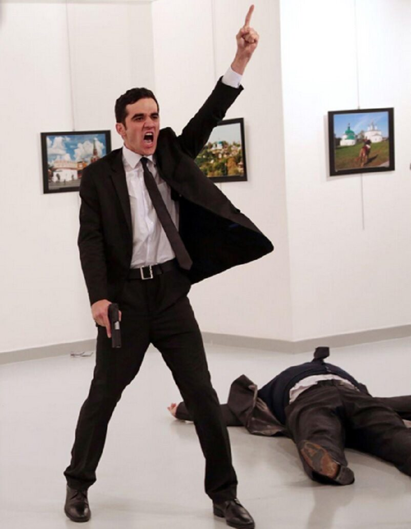 Zwycięskie zdjęcie w World Press Photo