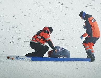 Dramatyczny upadek w Zakopanem. David Siegel pokazał zdjęcie ze szpitala