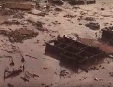 17 osób zginęło w wyniku złamania się zapory górniczej. Miasto zalała...