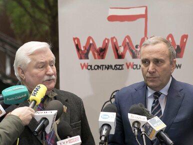 Wałęsa: Żądam od wszystkich sił patriotycznych abyśmy wspólnie skończyli...