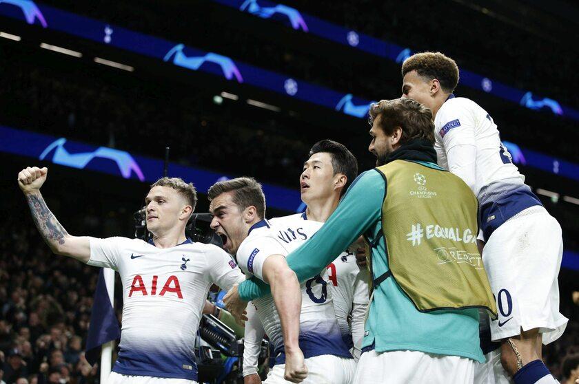 Gracze Tottenhamu Hotspur