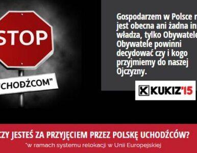 Kukiz'15 rozpoczyna zbieranie podpisów pod wnioskiem o referendum ws....