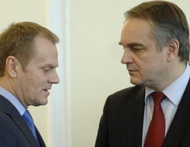 """Tusk spotkał się z Pawlakiem. """"Koalicja jest stabilna"""""""