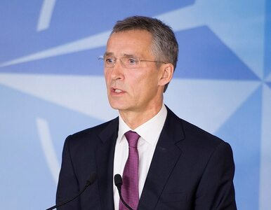 Stoltenberg: Rosja w dalszym ciągu destabilizuje sytuację na Ukrainie