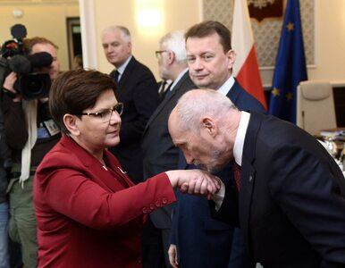Szydło nie bierze odpowiedzialności za Berczyńskiego i podkomisję...