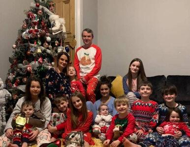 """Mają 21. dzieci i spodziewają się kolejnego. """"Rok 2019 był..."""