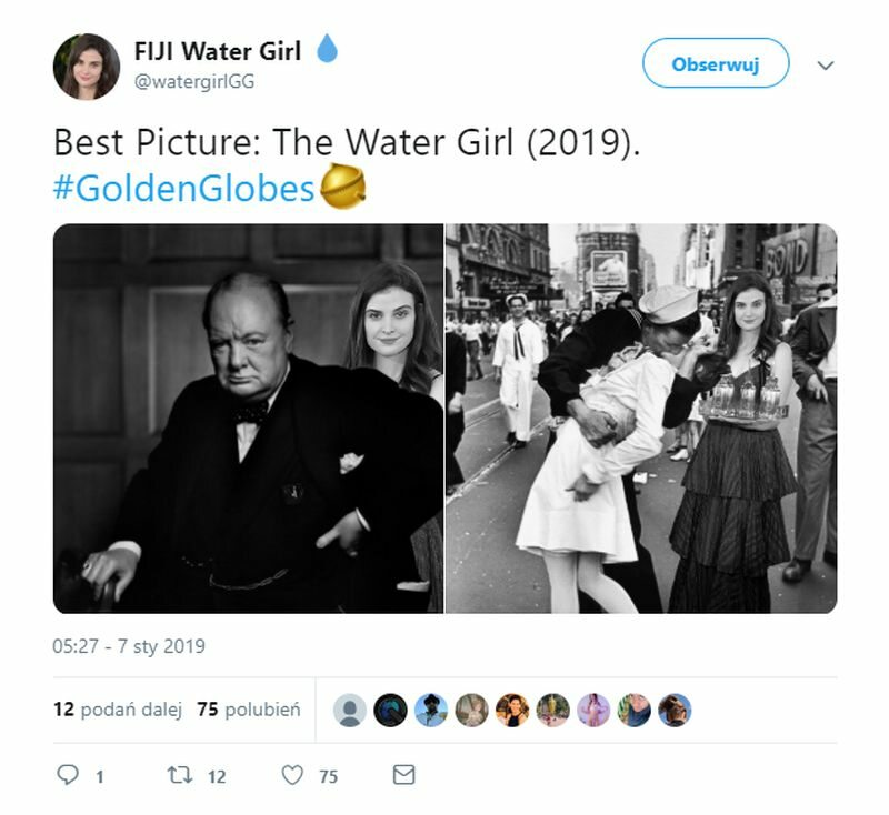 """""""Najlepszy film: The Water Girl (2019)"""""""