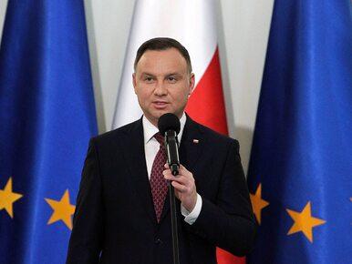 Andrzej Duda podpisał ustawę o świadczeniu dla emerytów i rencistów....