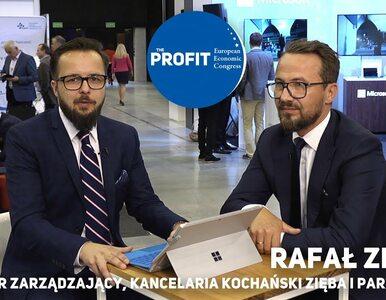 Europejski Kongres Gospodarczy: Rafał Zięba, THE PROFIT #45