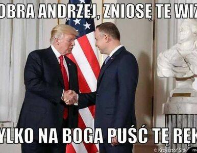 Pięć lat prezydentury Andrzeja Dudy. Internauci nie próżnowali –...