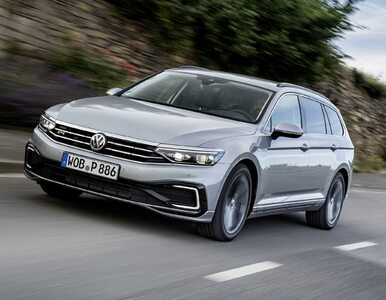 Volkswagen Passat jako hybryda. Są już ceny!