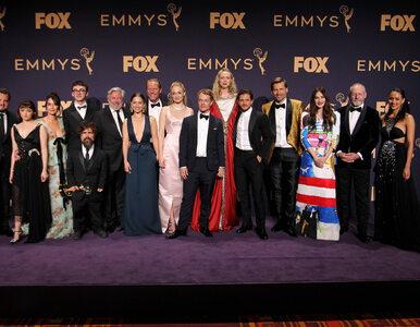 """Obsada """"Gry o tron"""" na gali rozdania nagród Emmy. Zaskakuje strój..."""