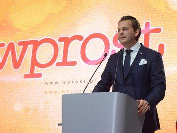 """Przemówienie - Człowiek Roku 2017 tygodnika """"Wprost"""""""