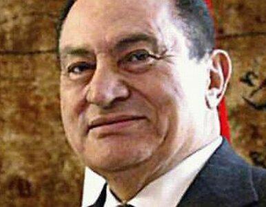 Żona Mubaraka przekazała majątek państwu