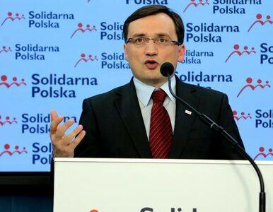 Ziobro: pakiet klimatyczny uderzy w Polskę