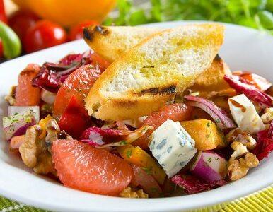 S.O.S. dla każdej sałatki - Sosy sałatkowe Knorr niezastąpione na wiosnę