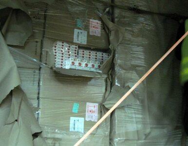 Papierosy warte 5,5 miliona w rękach celników