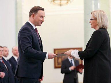 Julia Przyłębska nowym prezesem Trybunału Konstytucyjnego