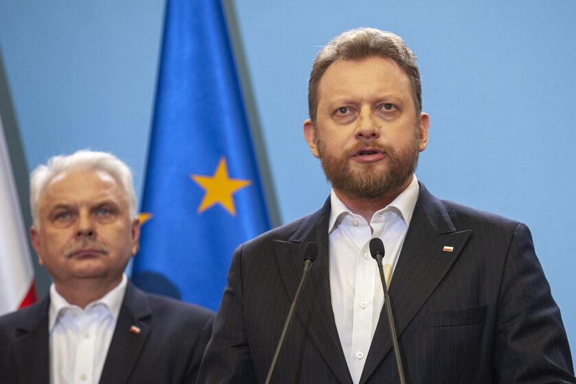 Waldemar Kraska, Łukasz Szumowski